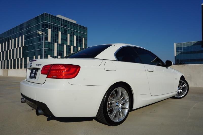 BMW 3 series 335i Cabriolet 2011 price $18,850