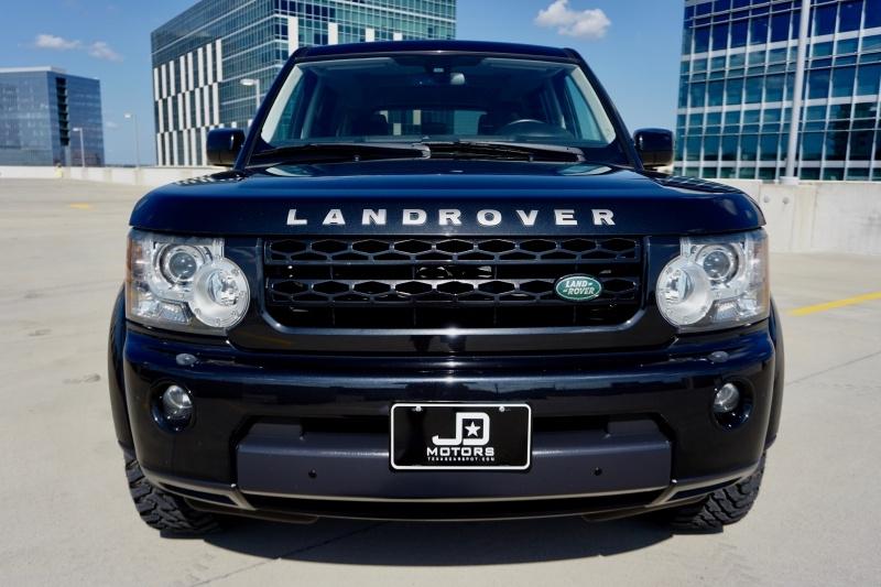 Land Rover LR 4 2012 price $17,998