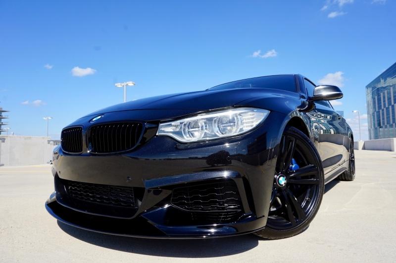 BMW 4 Series 435i M Sport 2014 price $19,998