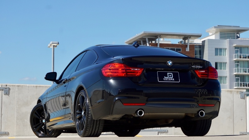 BMW 4 Series 435i Coupe 2014 price $21,998