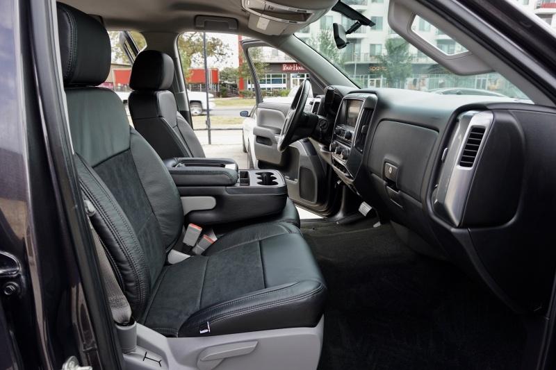 Chevrolet Silverado 1500 4WD Crew Cab 2014 price $29,998