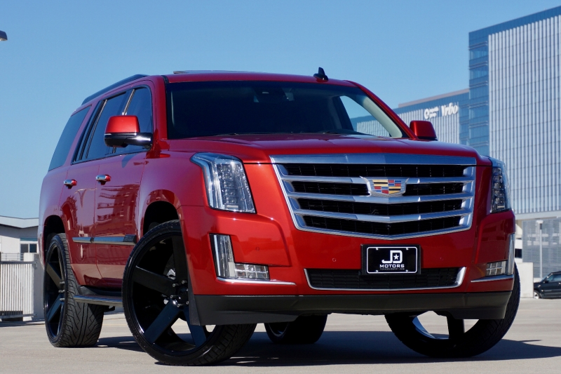 Cadillac Escalade 2015 price $39,870