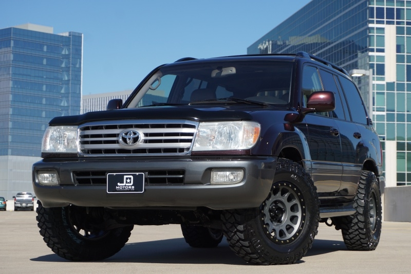 Toyota Land Cruiser 2006 price $29,998