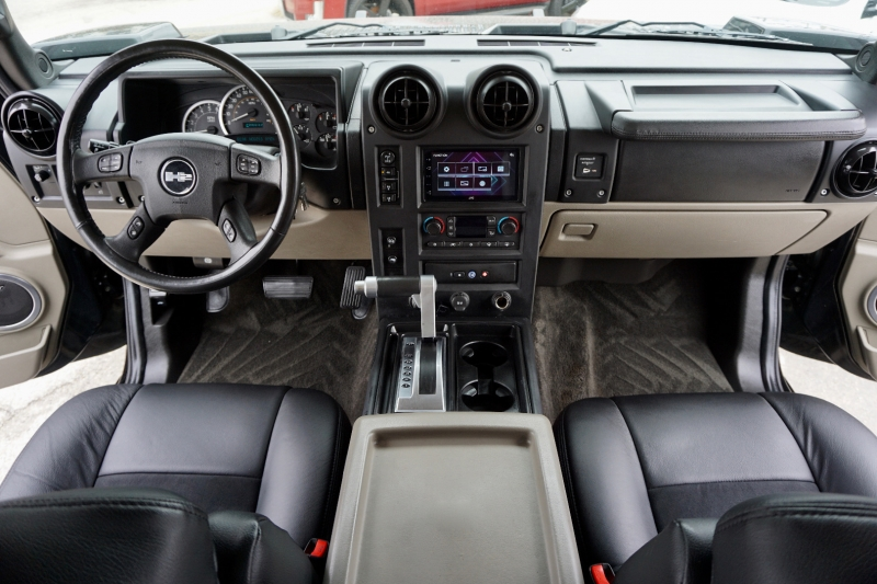 Hummer H2 2005 price $37,750