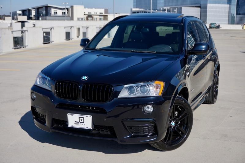 BMW X3 M Sport AWD 2013 price $17,998