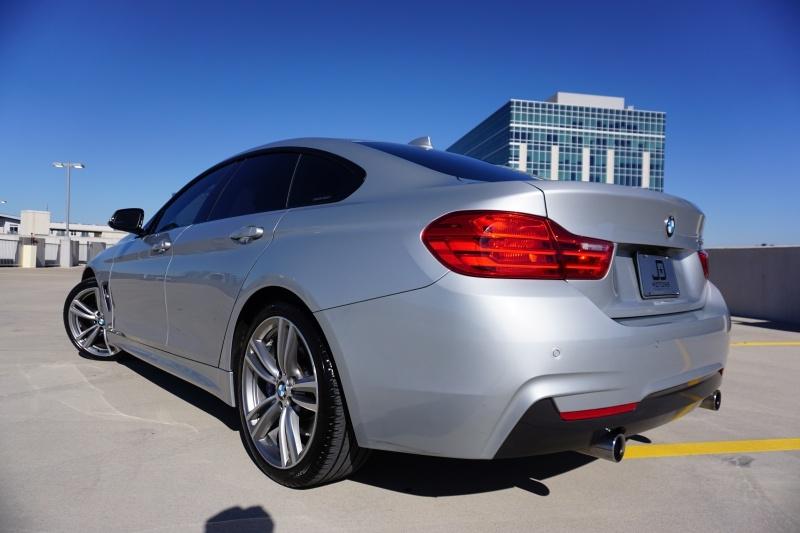 BMW 4 Series 435i M Sport 2015 price $26,755