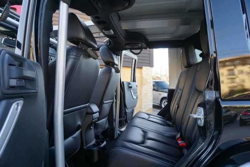 Jeep Wrangler Unlimited Rubicon 2014 price $39,998
