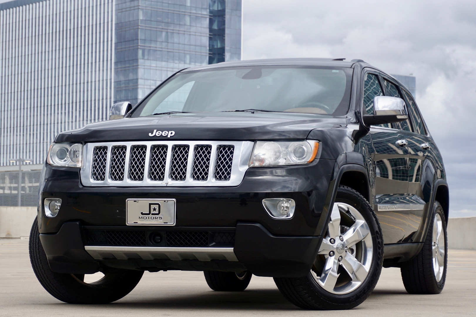 2011 Jeep Grand Cherokee Overland Jd Motors Llc Dealership In Austin