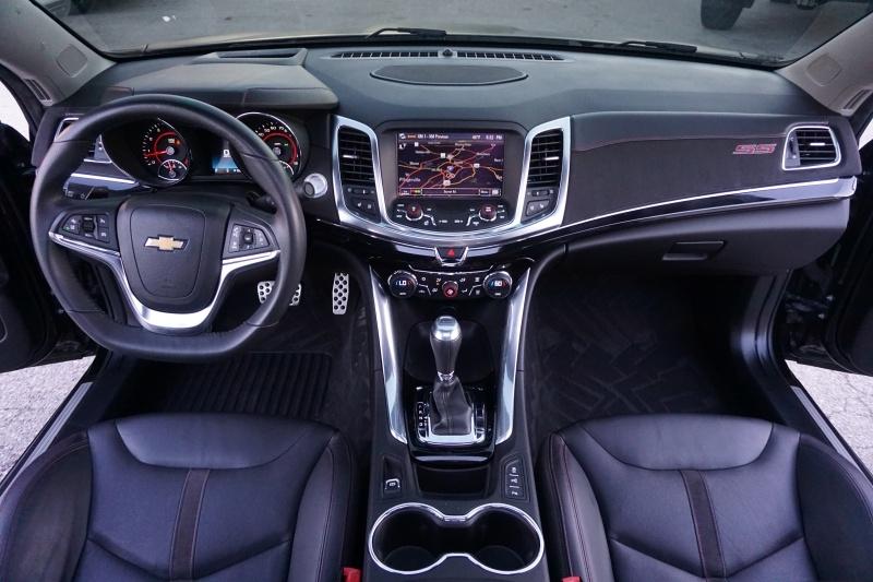 Chevrolet SS 2014 price $34,870
