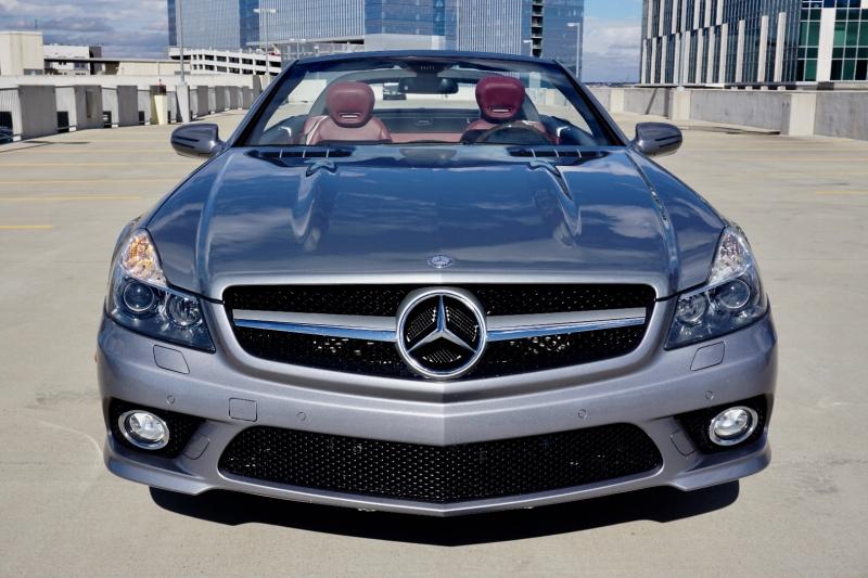 Mercedes-Benz SL550 AMG Sport Package 2011 price $33,760