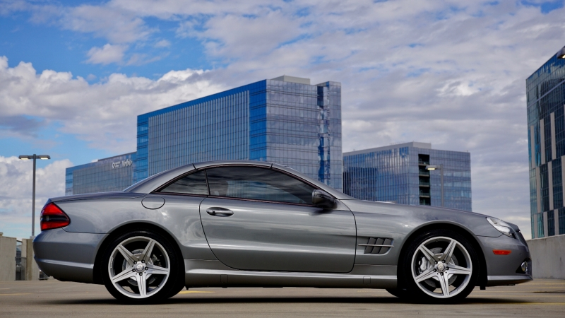Mercedes-Benz SL550 AMG Sport Package 2011 price $33,760