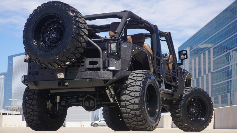 Jeep Wrangler Unlimited 2016 price $47,988