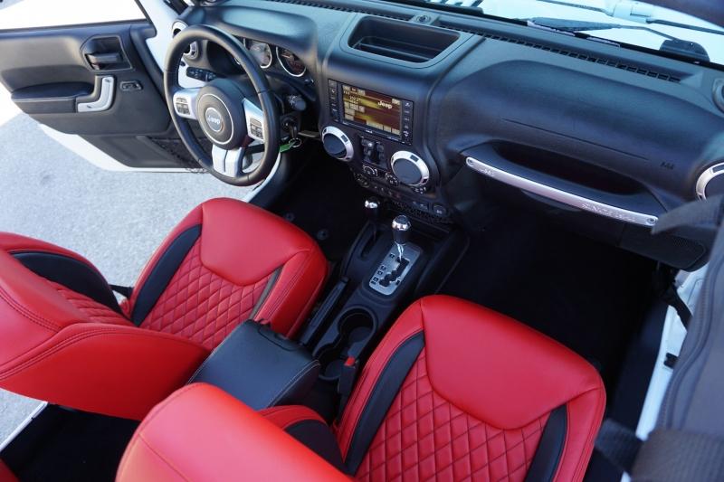 Jeep Wrangler Unlimited 2016 price $44,850