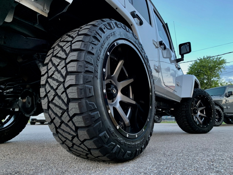 Jeep Wrangler Unlimited 2017 price $69,998