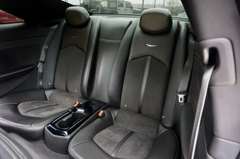 Cadillac CTS-V Coupe 2012 price $33,750