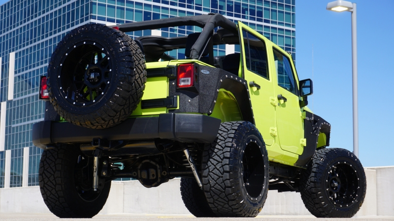 Jeep Wrangler Unlimited 2016 price $40,870