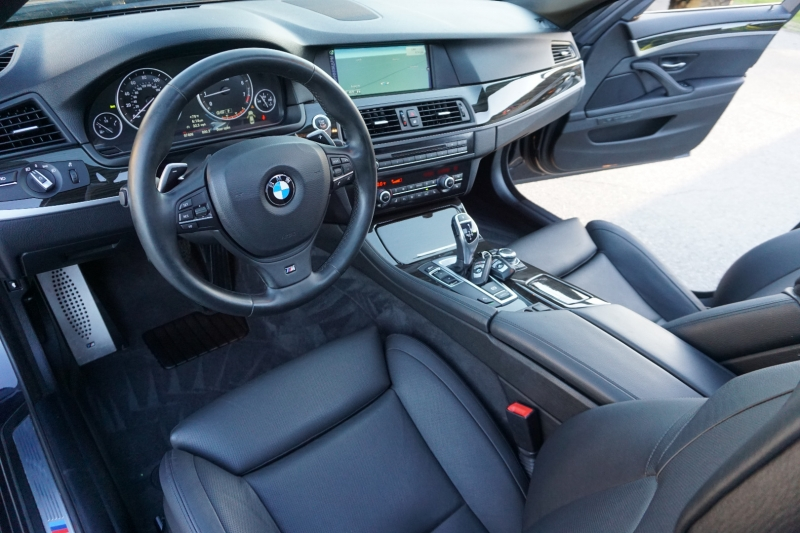 BMW 5 Series 535i M Sport 2013 price $17,998