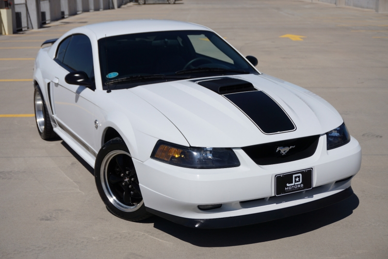 Ford Mustang Mach 1 2004 price $17,998