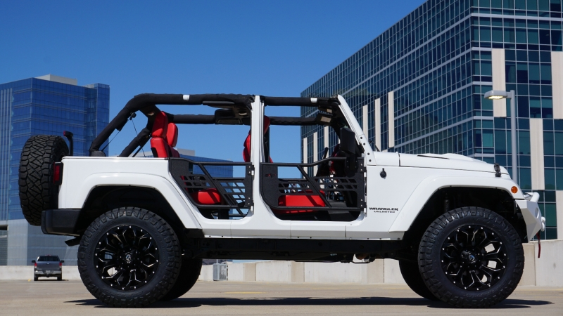Jeep Wrangler Unlimited 2015 price $46,798