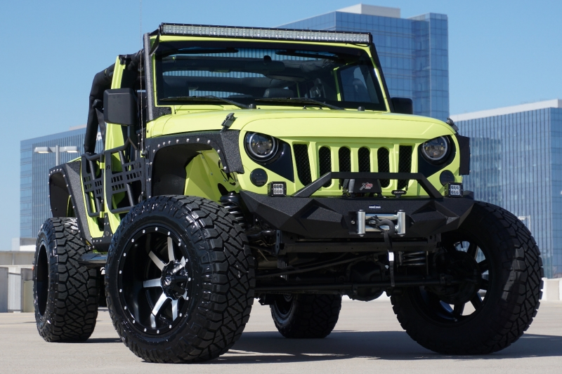 Jeep Wrangler Unlimited 2016 price $47,998