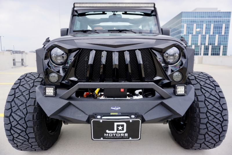 Jeep Wrangler Unlimited 2013 price $38,870