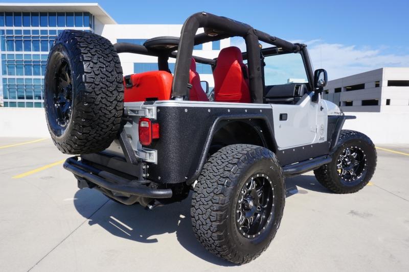 Jeep Wrangler Rubicon 2004 price $22,695