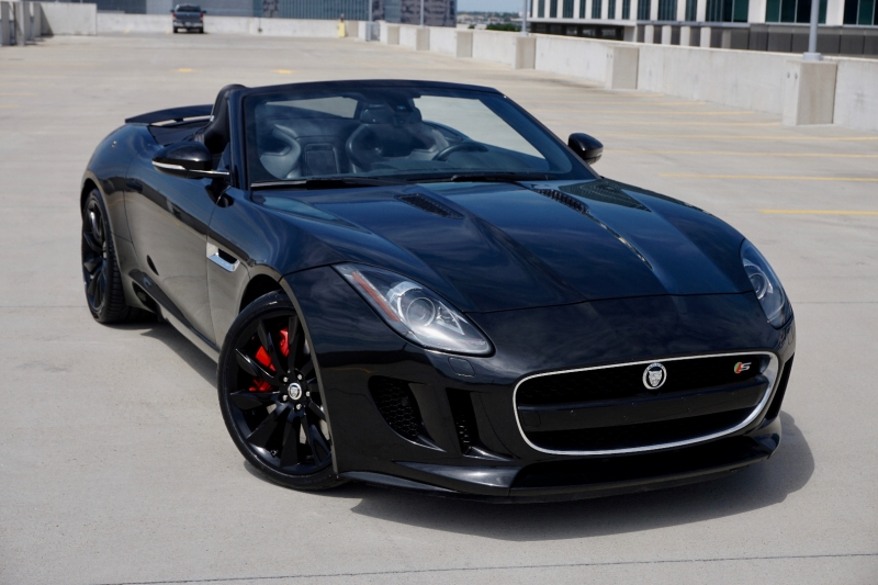 Jaguar F-Type S Convertible 2014 price $38,750