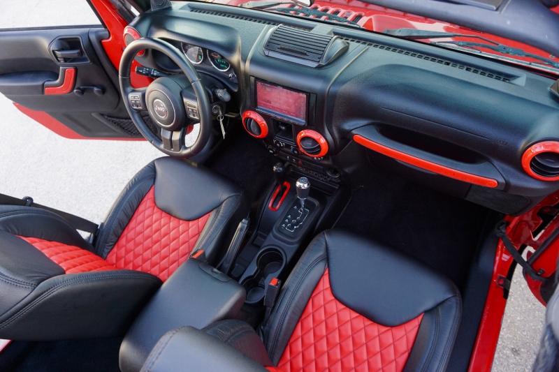 Jeep Wrangler Unlimited 2013 price $47,750