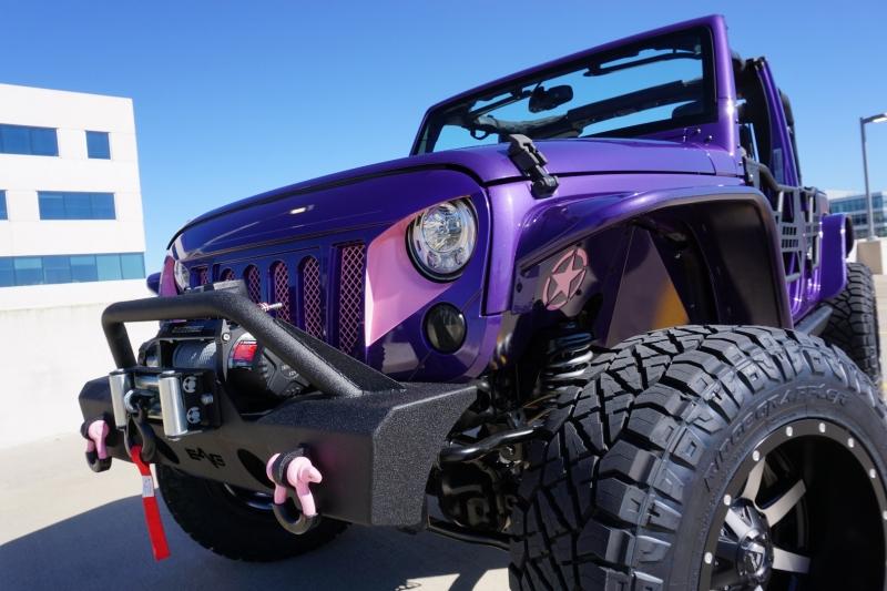 Jeep Wrangler Unlimited 2018 price $49,998