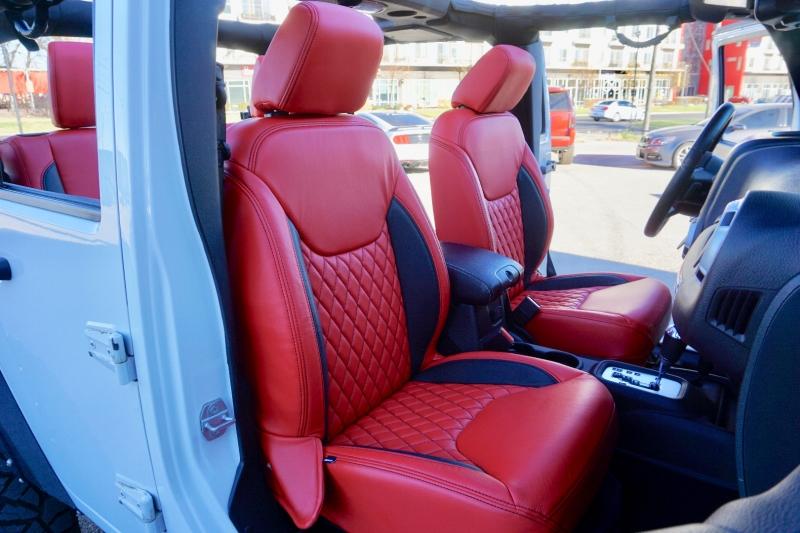 Jeep Wrangler Unlimited 2015 price $49,690