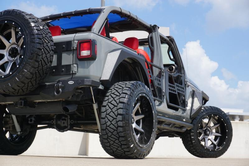 Jeep Wrangler Unlimited 2018 price $54,125