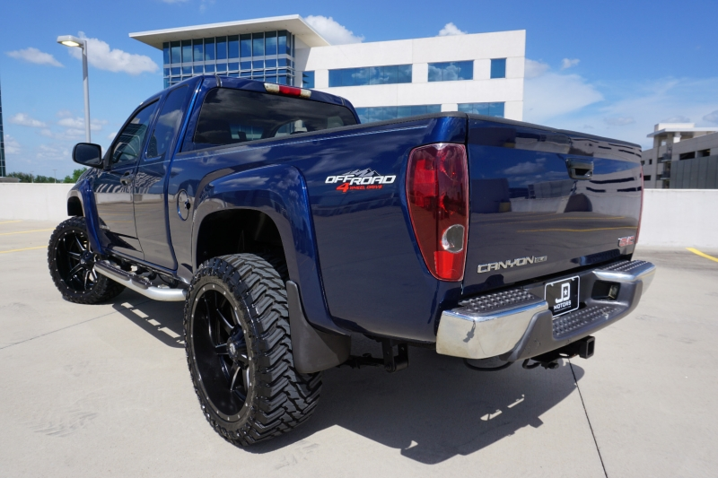 GMC Canyon Z-71 Off Road 2004 price $16,652