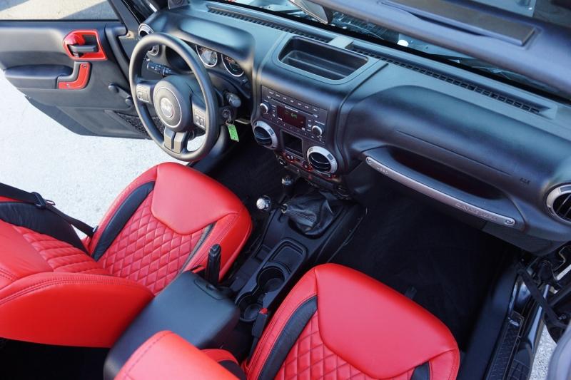 Jeep Wrangler Unlimited 2013 price $34,998