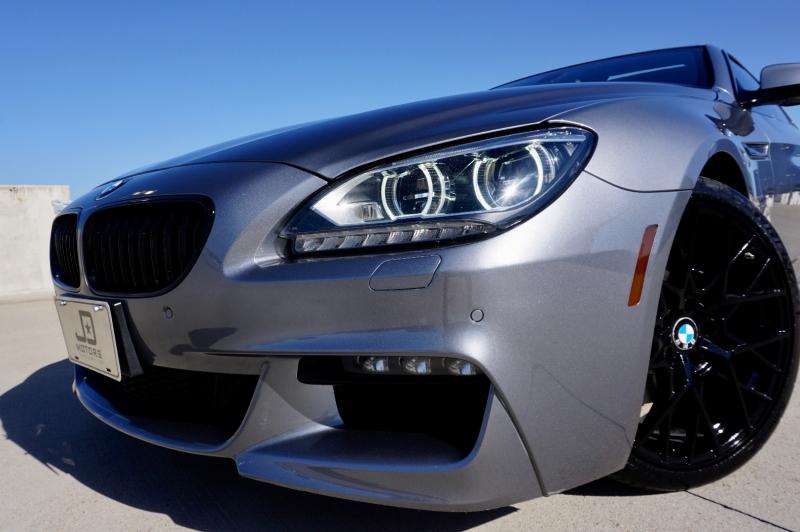 BMW 6 Series 640i M Sport Sedan 2014 price $27,460