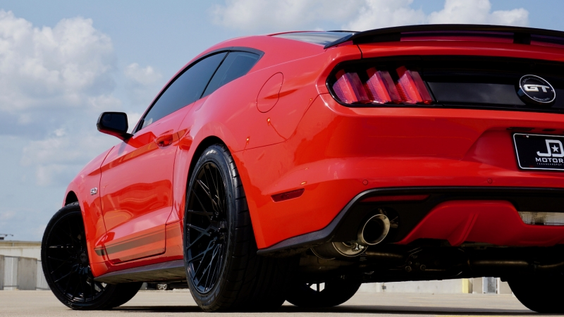 Ford Mustang 2016 price $36,998
