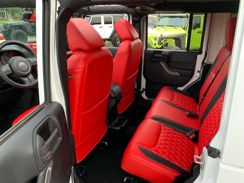 Jeep Wrangler Unlimited 2013 price $49,998