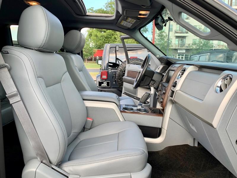 Ford F-150 SuperCrew FX4 2014 price $32,620