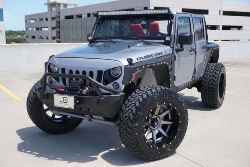 Jeep Wrangler Unlimited Rubicon 2014 price $43,870