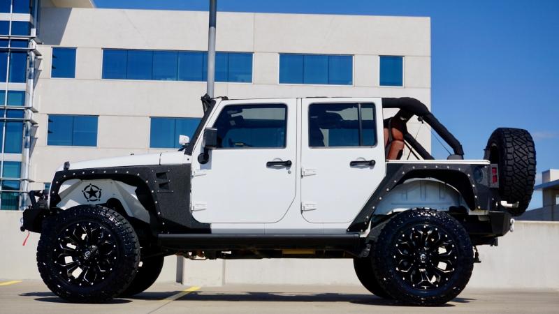 Jeep Wrangler Unlimited Sahara 2013 price $49,998