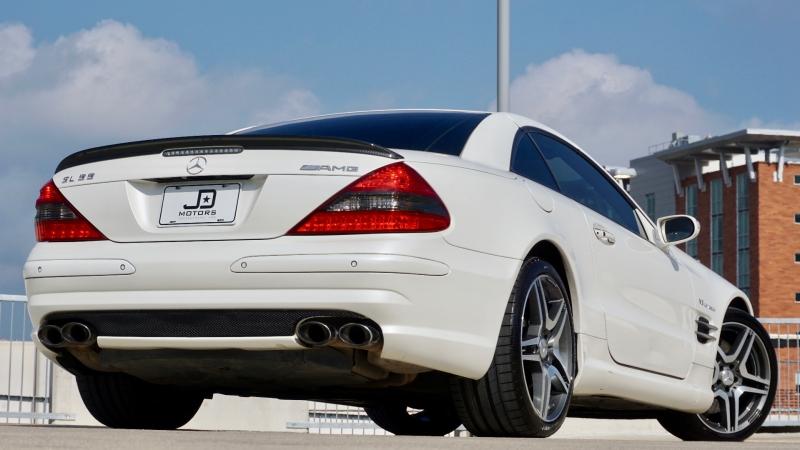 Mercedes-Benz SL55 AMG 2007 price $34,998