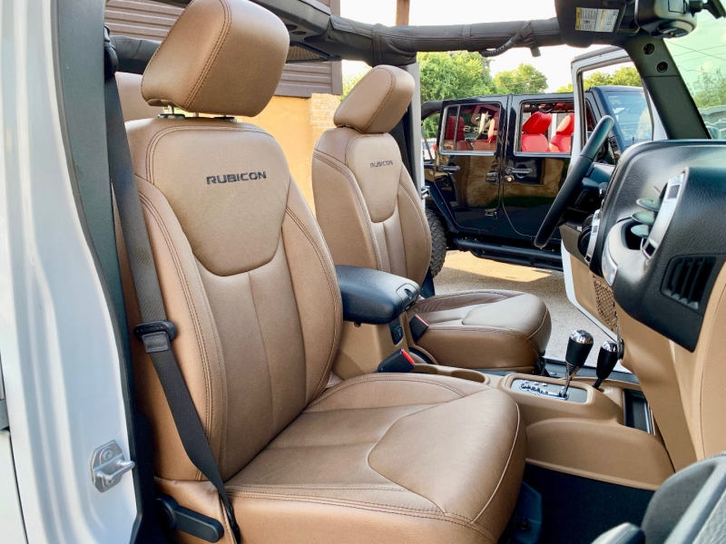 Jeep Wrangler Unlimited Rubicon 2016 price $49,998