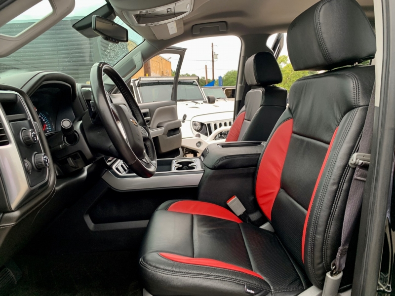 Chevrolet Silverado 1500 Custom LTZ 2017 price $47,988