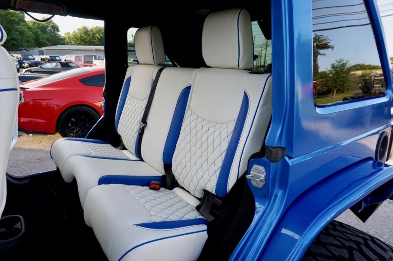 Jeep Wrangler Unlimited 2016 price $46,820