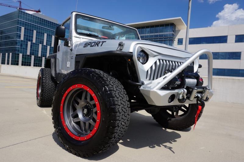 Jeep Wrangler 2006 price $29,888
