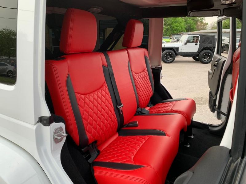 Jeep Wrangler Unlimited 2015 price $49,750