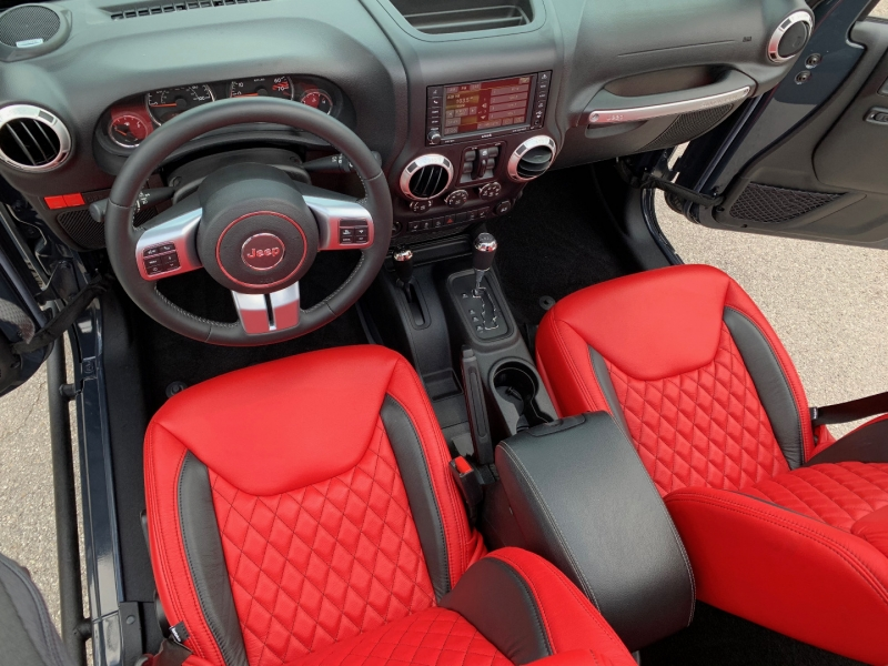 Jeep Wrangler Unlimited Rubicon 2016 price $47,995