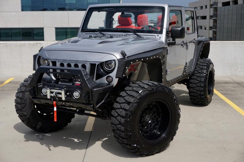 Jeep Wrangler Unlimited 2016 price $47,998