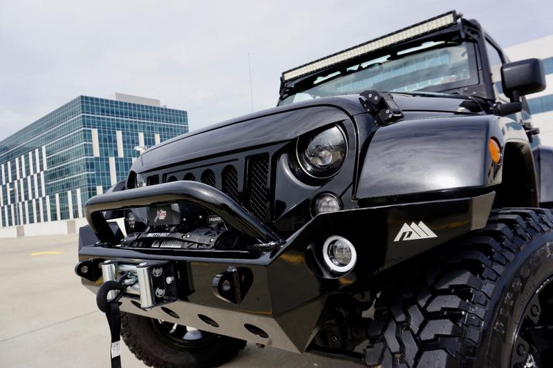 Jeep Wrangler Unlimited Sahara 2014 price $39,998