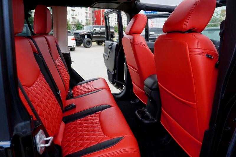 Jeep Wrangler Unlimited Sahara 2015 price $39,998