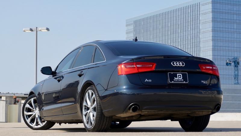 Audi A6 2014 price $24,998